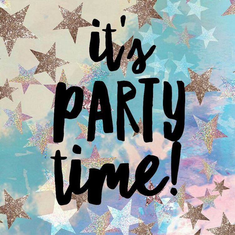 party time again love having so many friends and family close to
