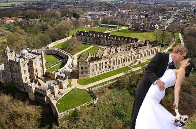 Bolsover Castle - Bolsover, Derbyshire, England. Watch > http://destinations-for-travelers.blogspot.com.br/2014/12/castelo-bolsover-derbyshire-inglaterra.html