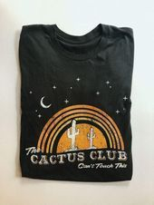 Photo of Cactus Club Tee – Inspirational T Shirts – Ideas of Inspirational T Shirts #insp…