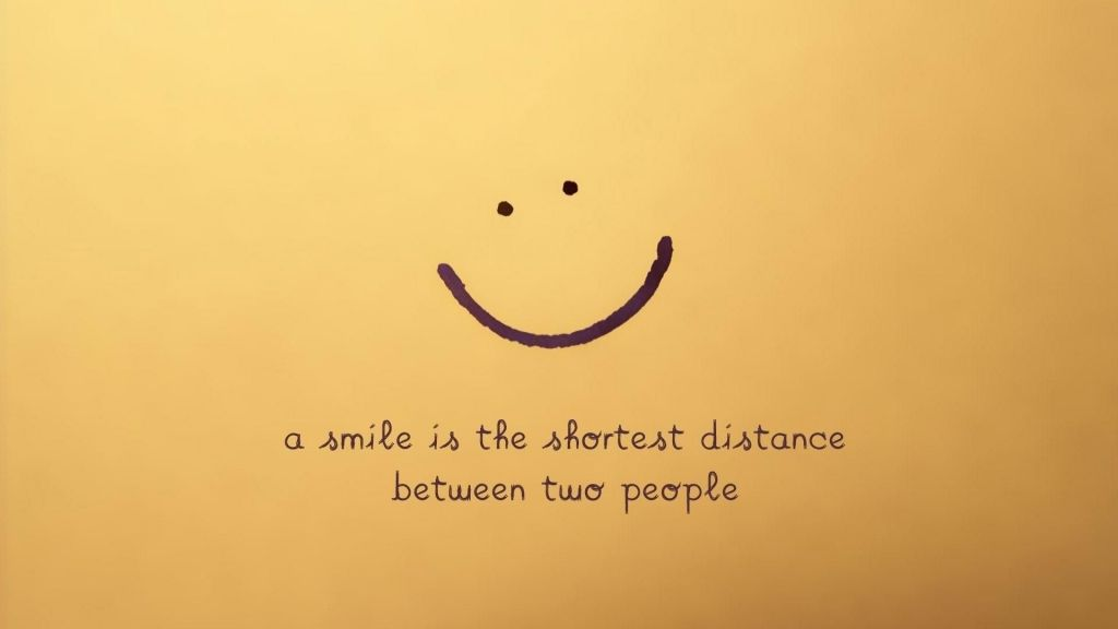 Cute Smileys Wallpapers With Quotes Smiley Cap Hd