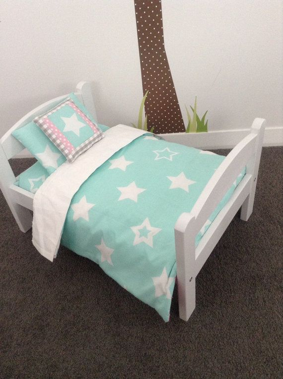 This Dolls Bedding Fits The Ikea Duktig Dolls Bed Perfectly