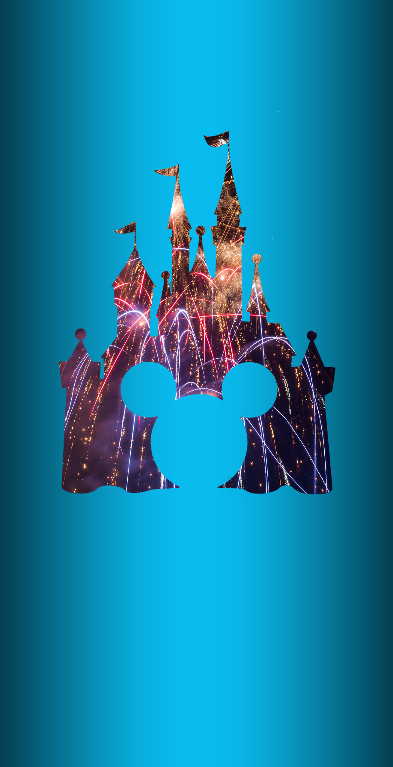 A Disney Wallpaper I Made A While Back In 2019 Disney