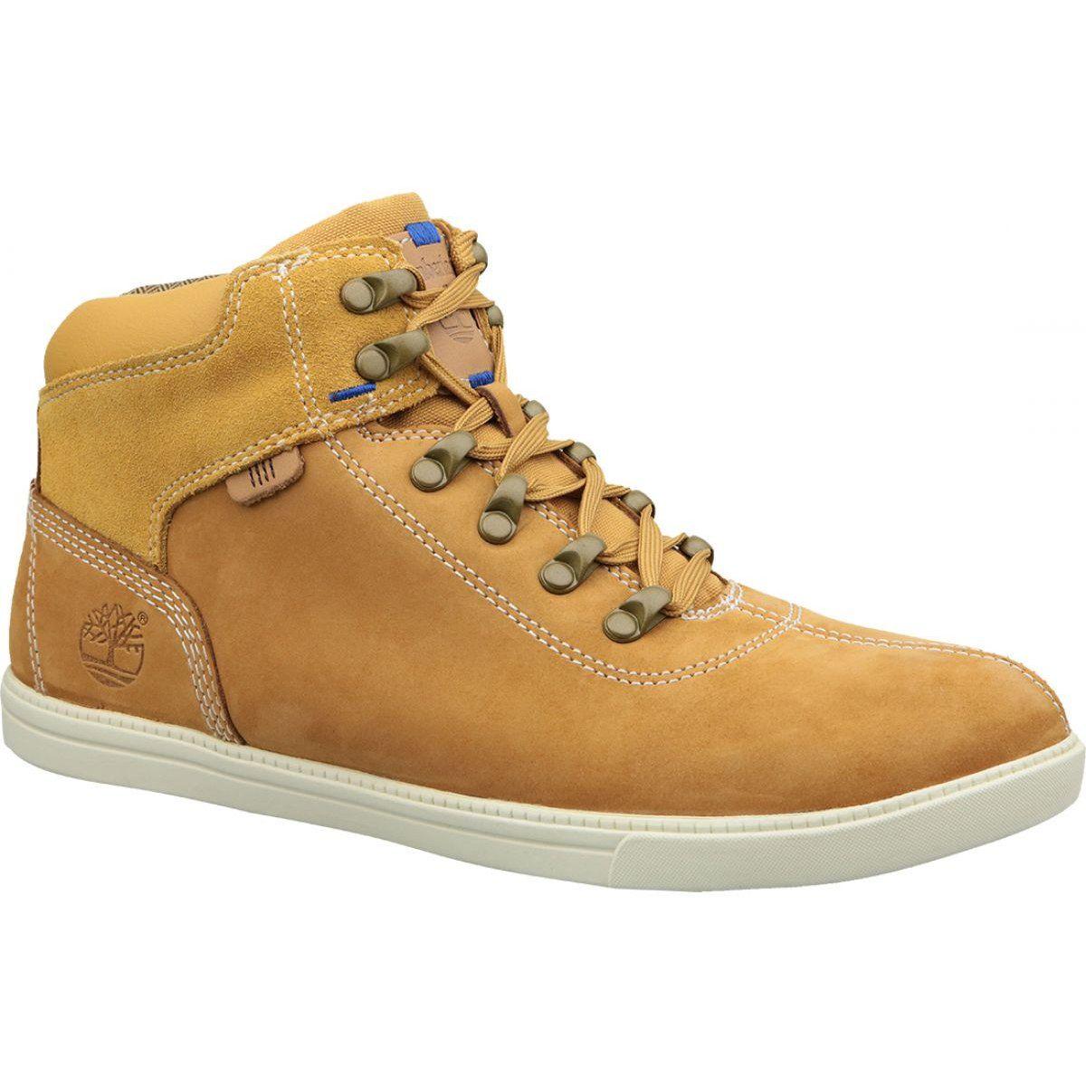 Buty Timberland Ek Fulk Hiker M 6805a Pomaranczowe Timberland High Top Sneakers Top Sneakers