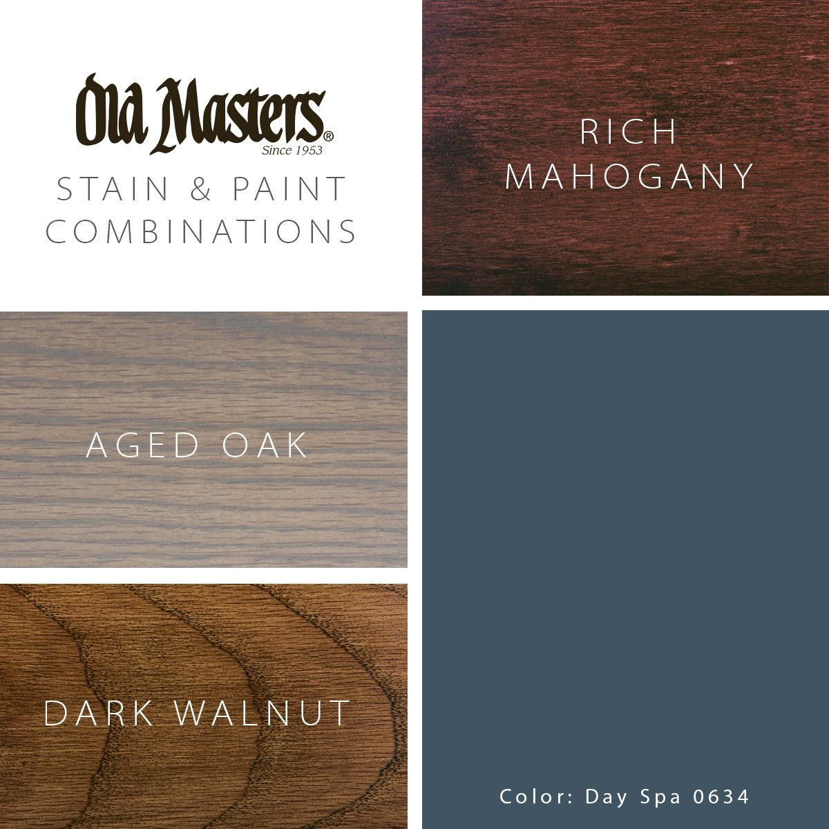 Summer Paint Stain Combos For Your Home Dark Wood Furniture Staining Wood Wood Stain Colors