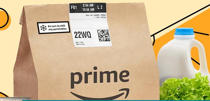 Amazon Fresh Now Free With Your Amazon Prime Membership Shopping Hacks Amazon Hacks Amazon Prime
