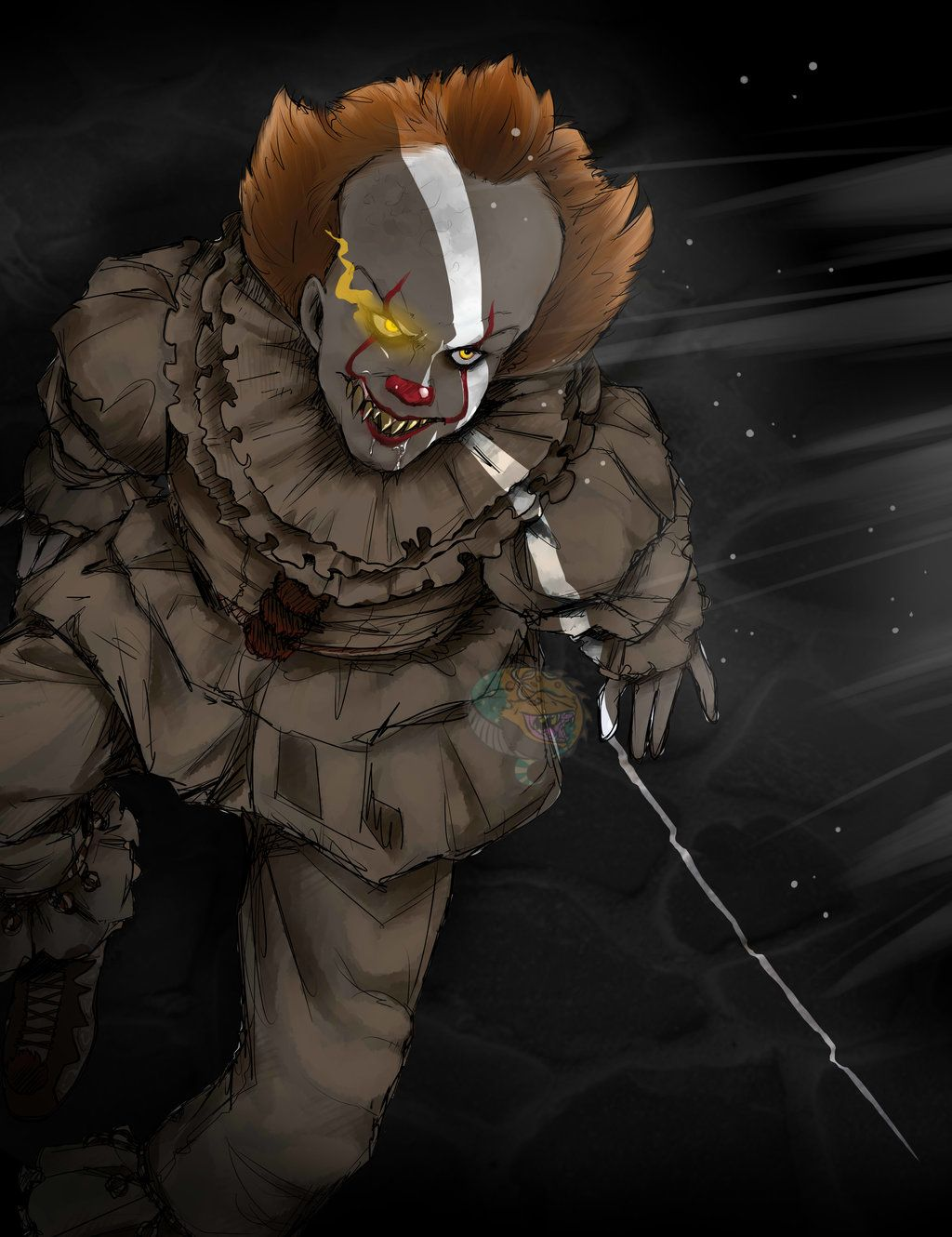 Pennywise Live Wallpaper Desktop Background Pennywise Pennywise