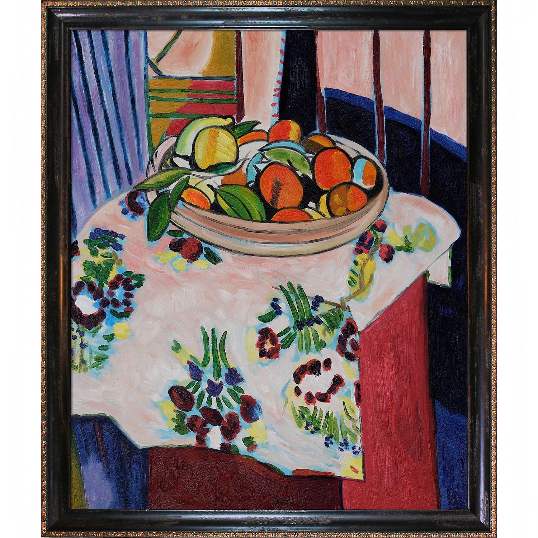 Henri Matisse \'Still Life Hand\' Painted Framed Art | matisse ...