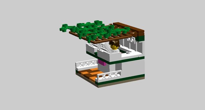 LEGO Ideas - Maldive Resort Centre