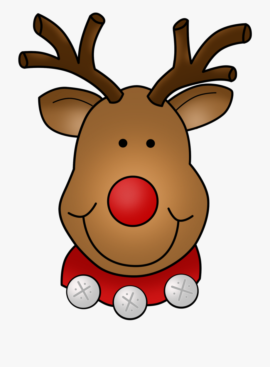 Rudolph Clipart Free Clipart Images Christmas Images Clip Art Christmas Clipart Free Christmas Face Painting