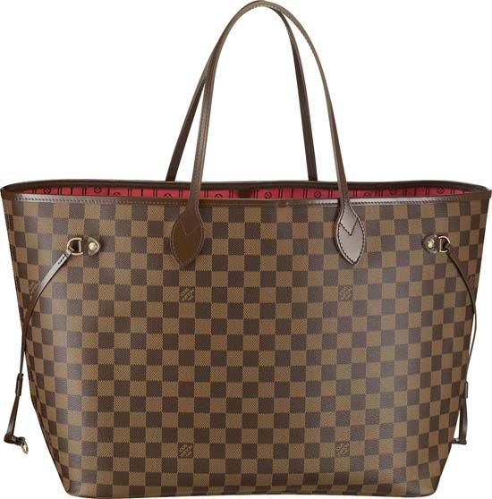 5e2c2423eaee Louis Vuitton Neverfull GM Large Tote Bag