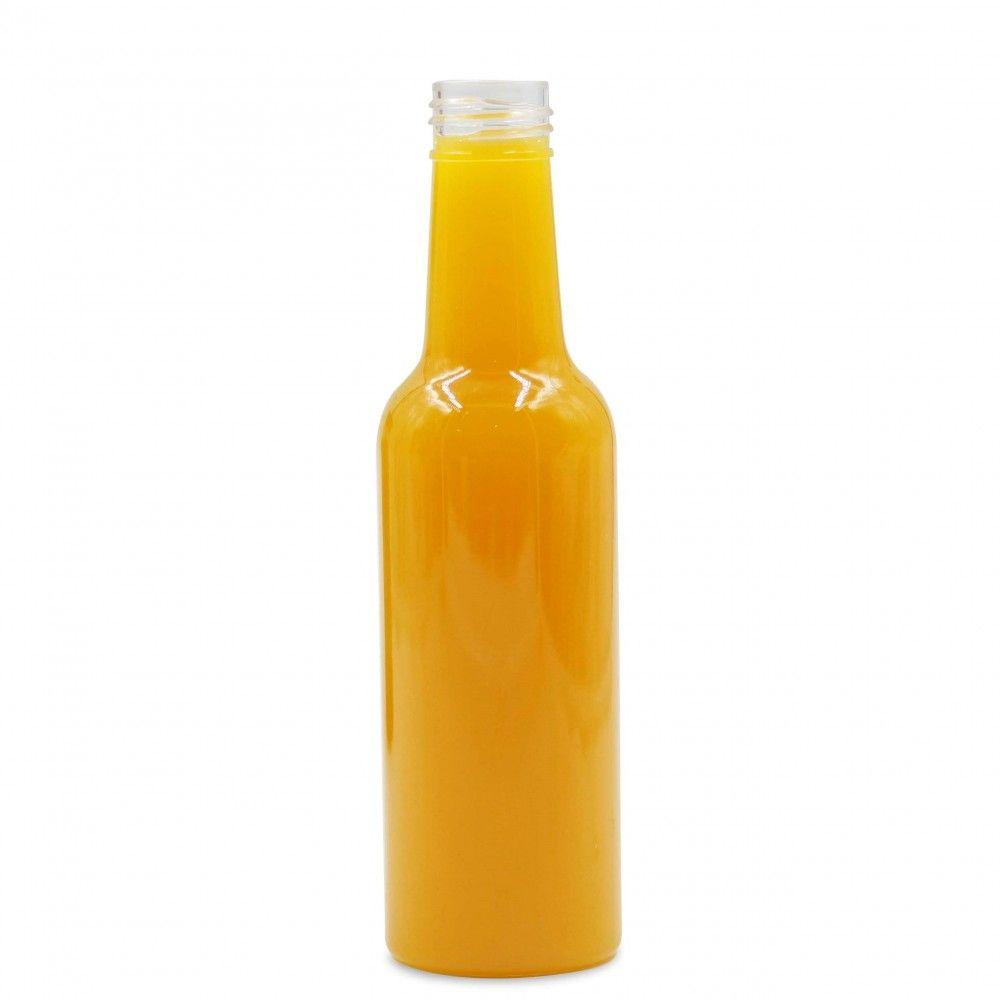 علبه للعصائر و القهوه البارده السعة 150 مل غطاء فضي محكم الارتفاع 16 5 سم القاعده 4 5 سم بلاستيك شفاف متوفرة Hot Sauce Bottles Sauce Bottle Bottle