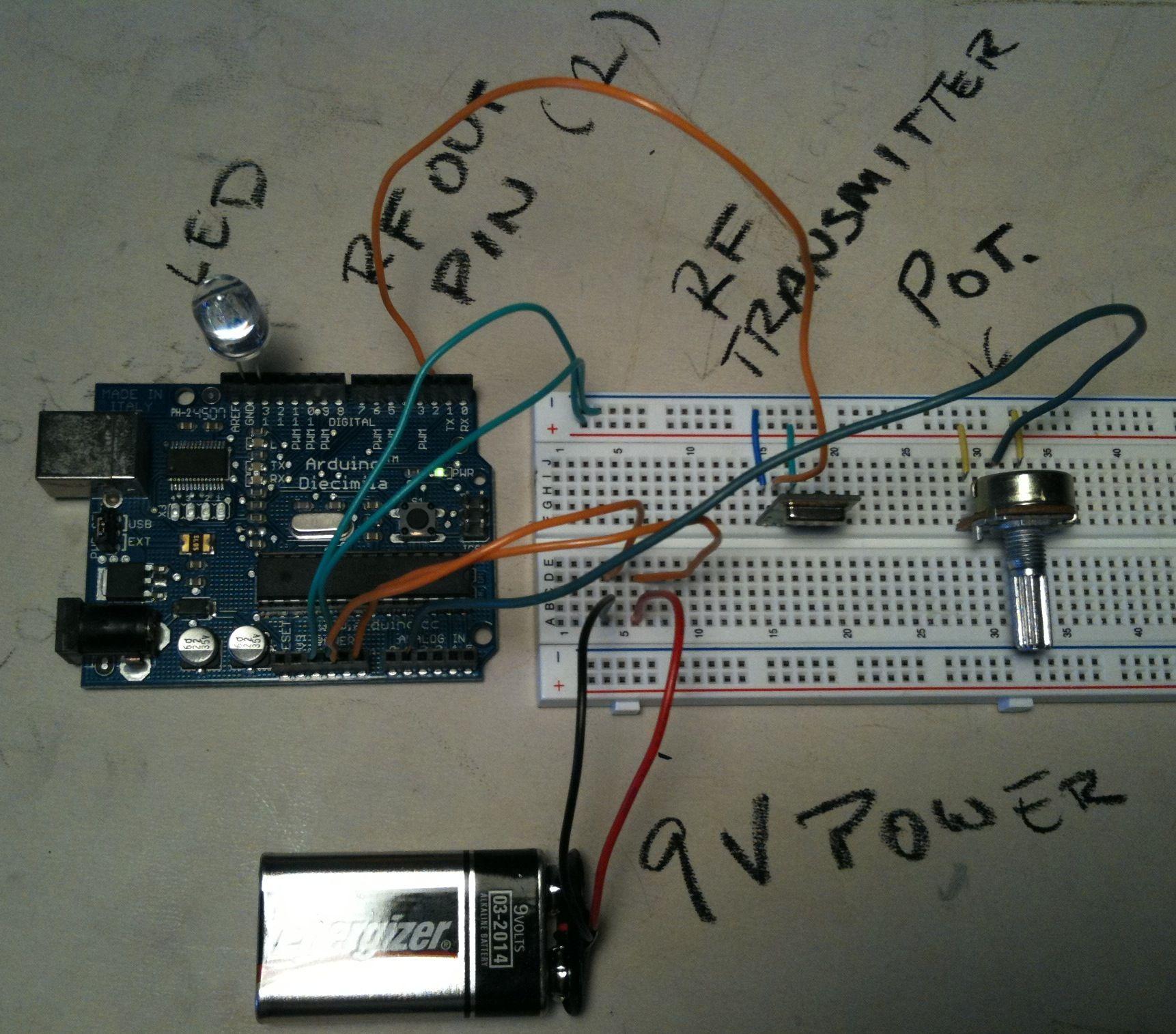 Arduino Karaoke Prank Machine Pinterest List Of Best Online Circuit Simulator Gadgetronicx
