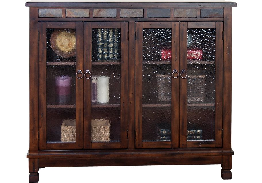 picture of Woodland Hills Bookcase  from Accent Cabinets Furniture