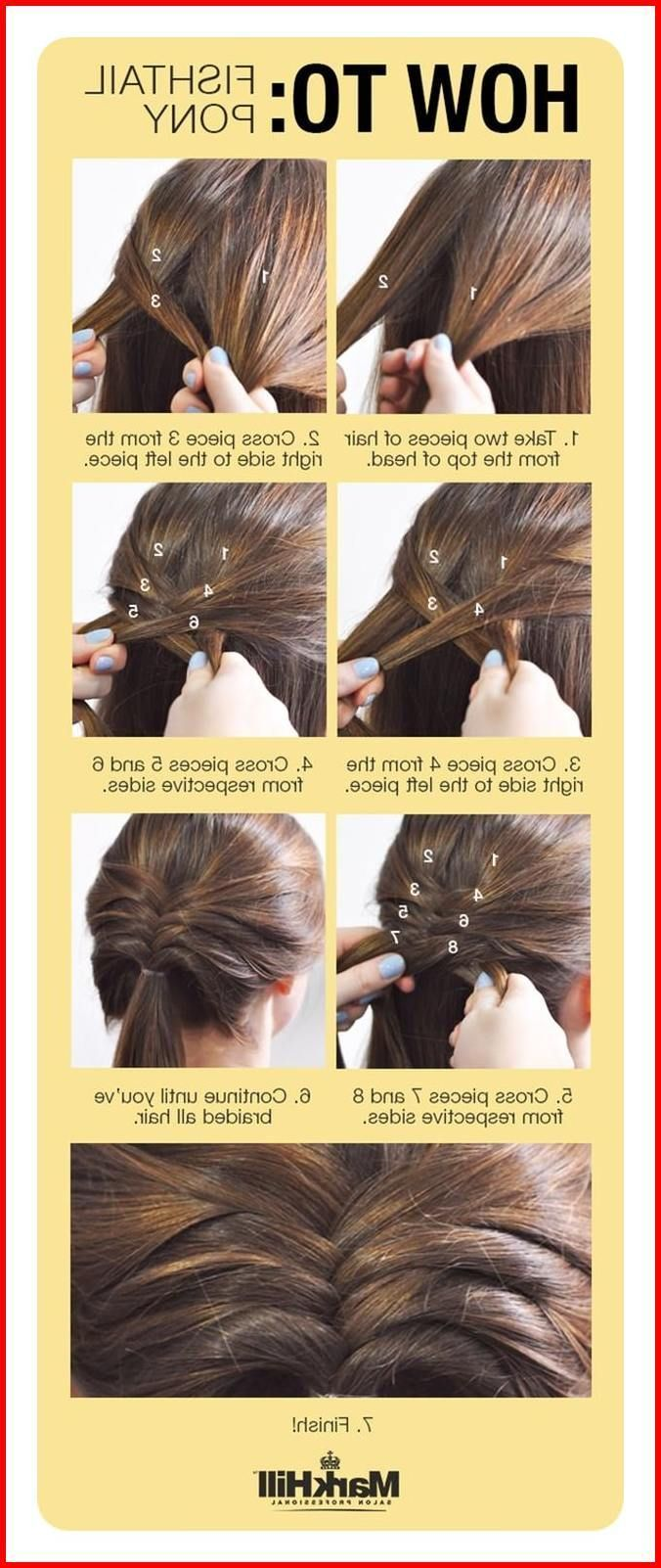 11 Unique Fishtail Braid Hairstyles To Inspire You # fishtail Braids short hair 11 Unique Fishtail Braid Hairstyles To Inspire You # fishtail Braids updo