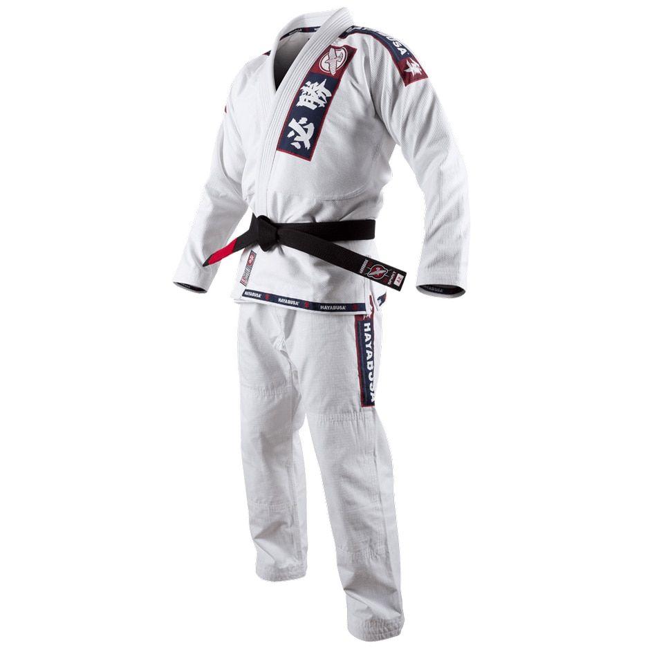 Hayabusa Shinju 3 Blue Jiujitsu GI Jujitsu Genuine Jiu-jitsu Uniform BJJ Kimono