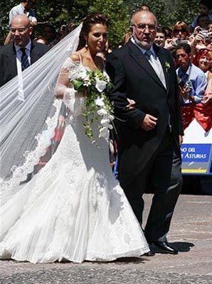 David Bustamante Y Paula Echevarria Boda