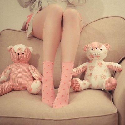 Imagem de pink, cute, and girl