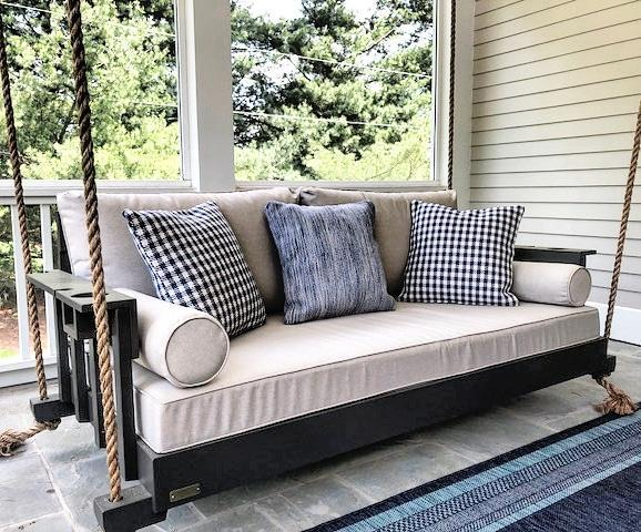The All American Swing Bed Furniture Best Outdoor Furniture