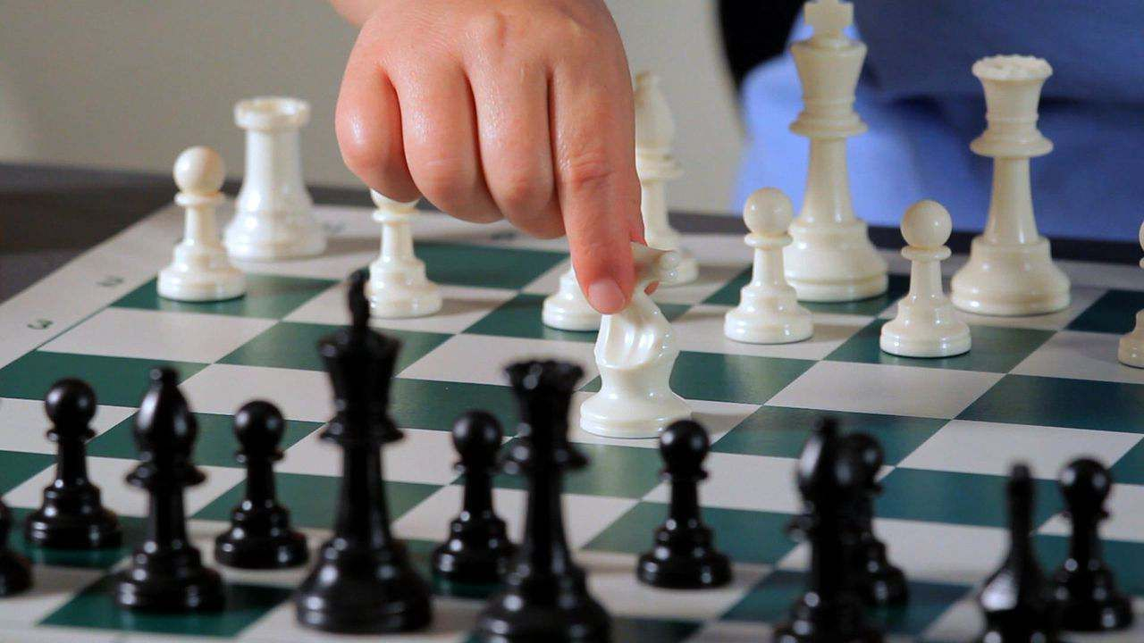 Learn the three basic opening strategy principles from Chess