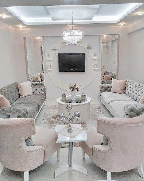 22 plus beaux modèles du salon moderne pour 2017 | Home Decor. en ...