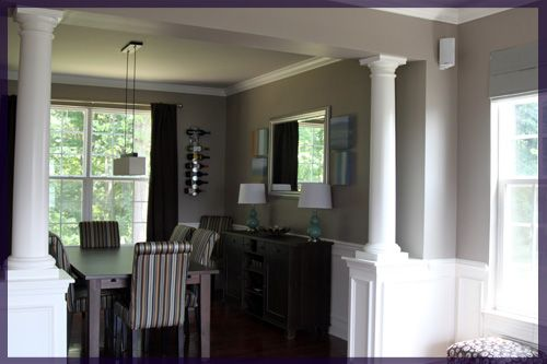 Dining Room Favorite Paint Colors Blog Taupe Walls Updating House Home