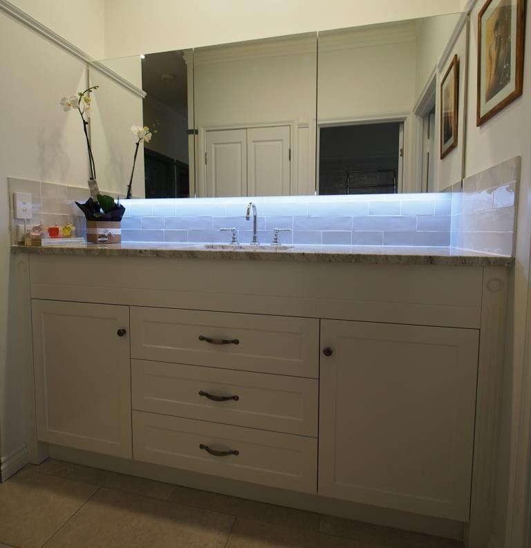 Idea By Brisbane Bathroom Renovations On Cape Cod-Style
