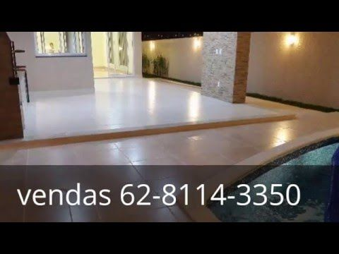 Belíssima casa Térrea nova - em um dos condomínios de luxo em Goiânia Ja...
