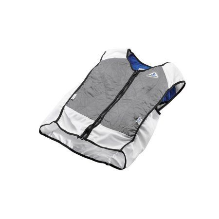 Techniche Hybrid Cooling Vest Powered By Hyperkewl And Cool Pax