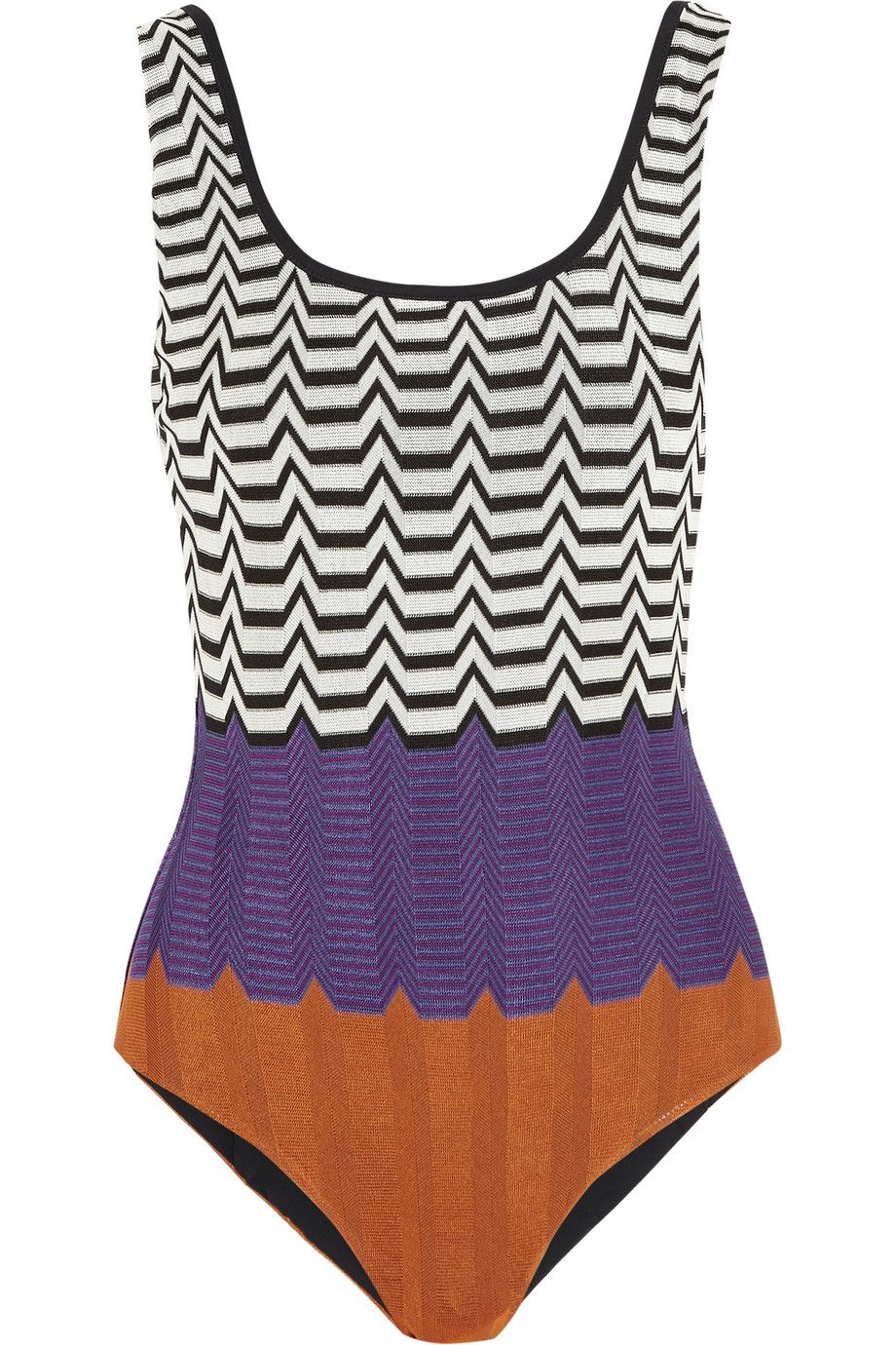 d6d83a46903 Missoni | Crochet-knit swimsuit | NET-A-PORTER.COM | My style ...
