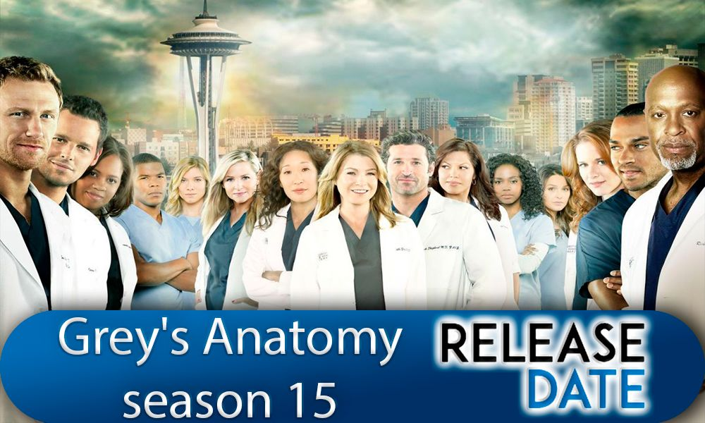 GreyS Anatomy Season 15 Episode 1