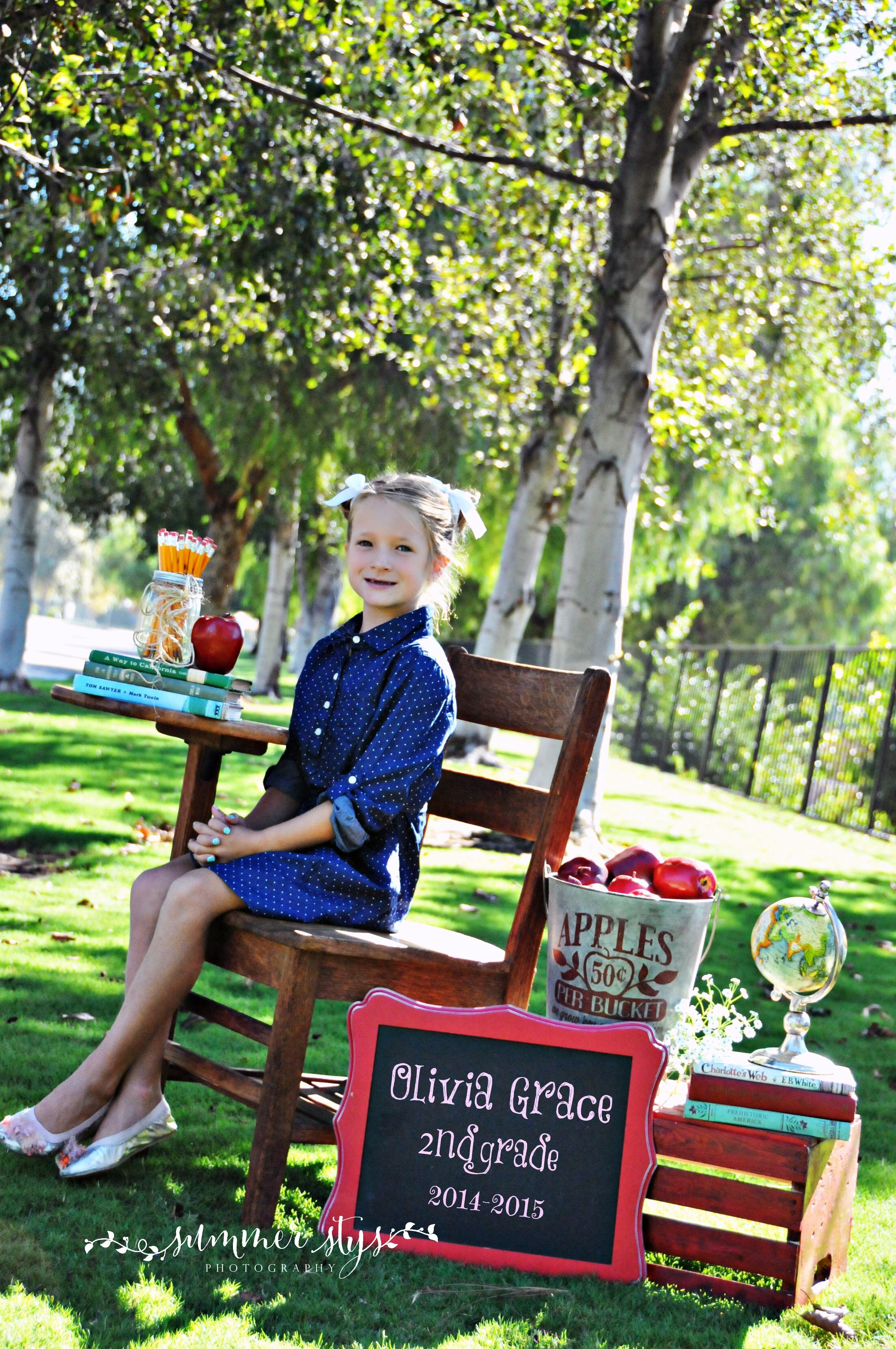 Back To School, Baby! The whole scene!   Children photography Fall pictures  Children Photography Orange County, CA Photographer Beautiful Pictures Find me on Facebook -  Summer Stys Photography
