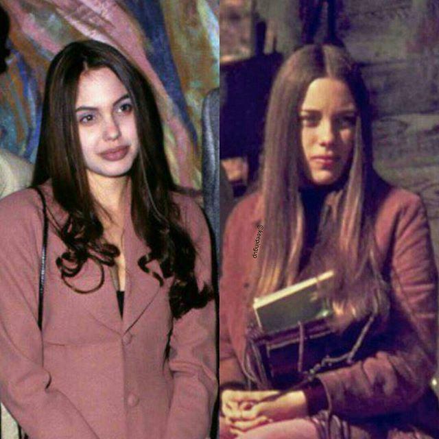 Angelinajolie Marcheline Bertrand Angelina Jolie Mom Angelina