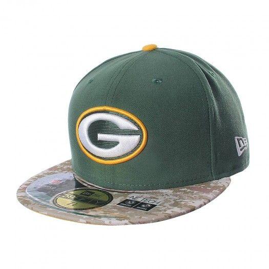 d3e2f76906777 La gorra 5950  GreenBay Packers de  NewEra está diseñada para que apoyes a  tu equipo de fútbol americano con estilo y elegancia.  DENIMSOUTH