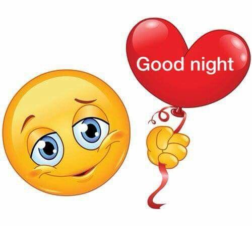 goodnight emoji