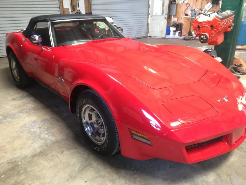 1980 Corvette Convertible For Sale In Alabama