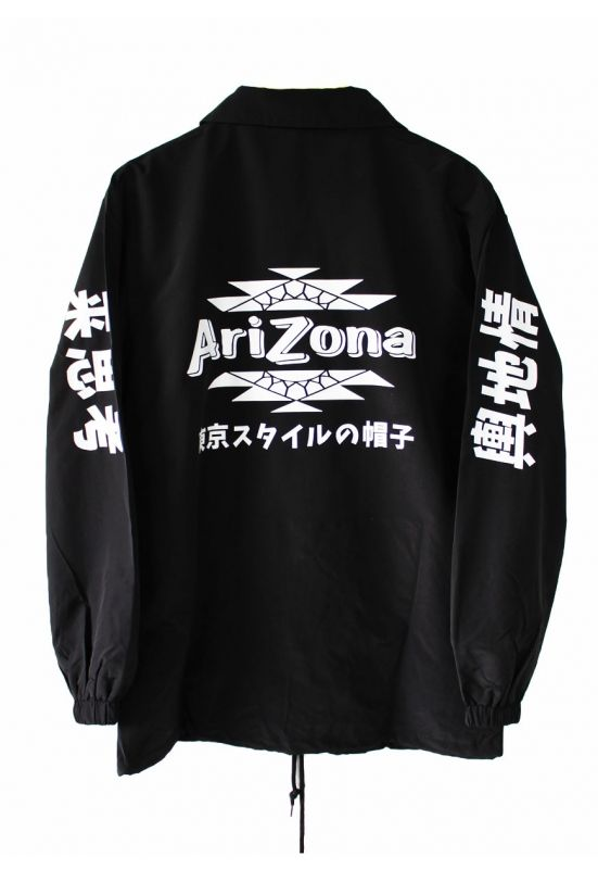 best service 290d1 b31f9 Arizona Japanese Coach Jacket - Agora Clothing
