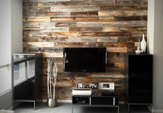 Peel-and-Stick Wood Panelling? Yes, Please!