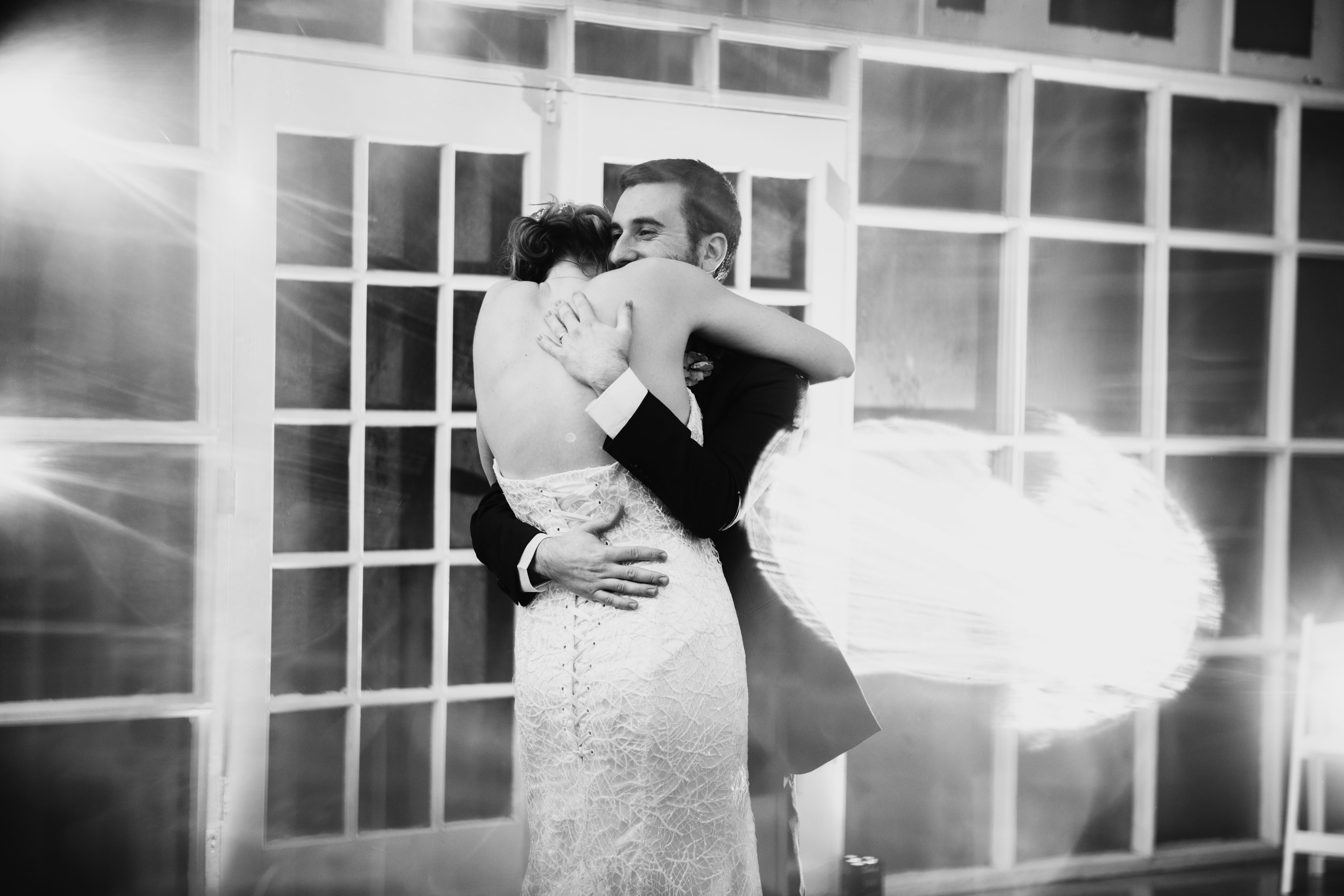 Bride and Groom Having their First Dance Wedding songs
