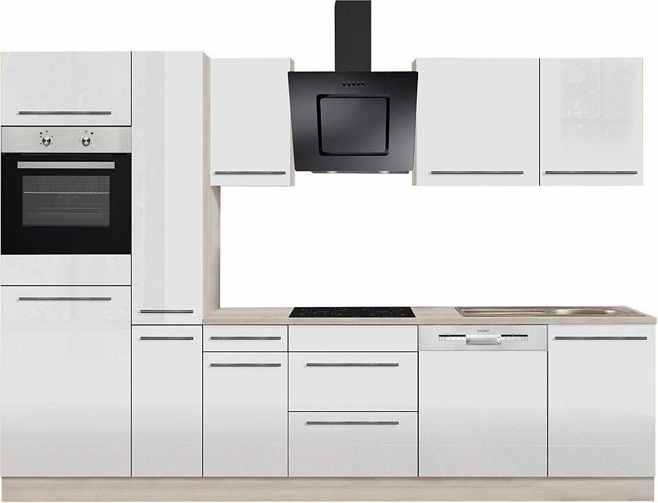 OPTIFIT »Bern« Küchenzeile ohne EGeräte, Breite 300 cm