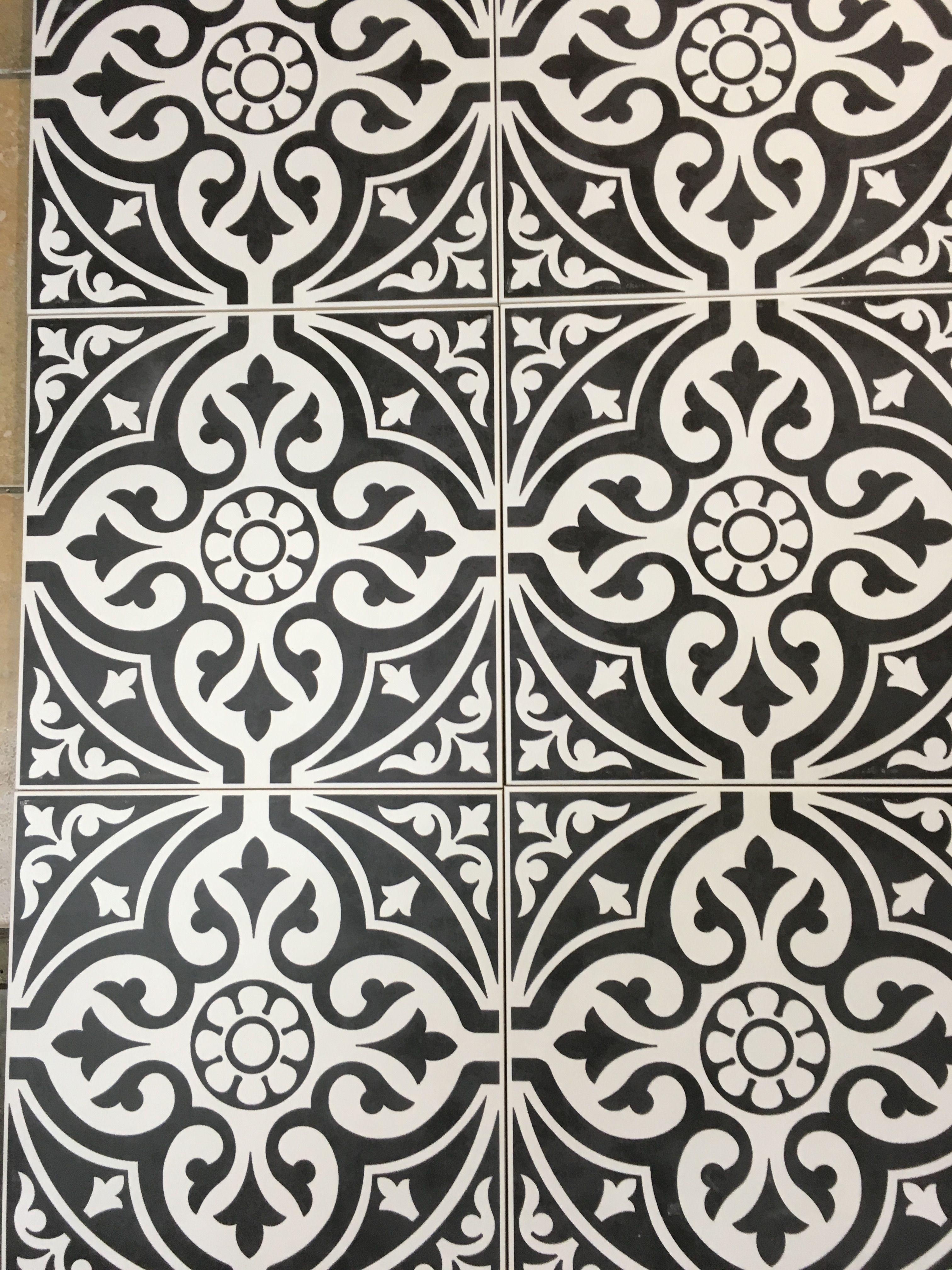 British ceramic tiles devonstone feature black floor tile for Victorian style kitchen floor tiles