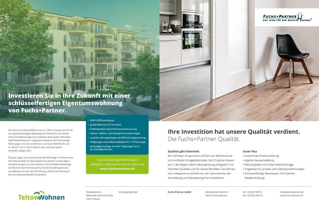 Fuchs partner ihre investition hat unsere qualität verdient httpwww
