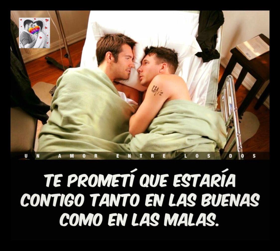 Frases De Amor Gay Amor Pinterest Frases De Amor Cortas Gay