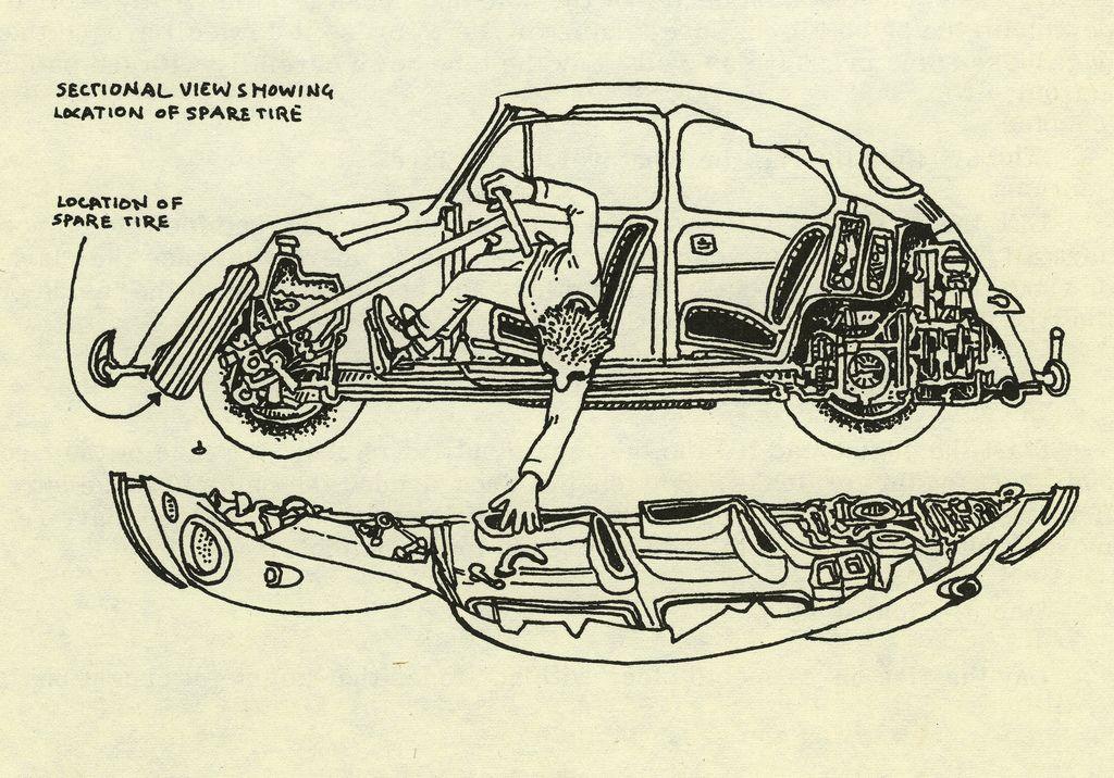 Vw Bug Sectional Funny Wheels Volkswagen Golf Mk2