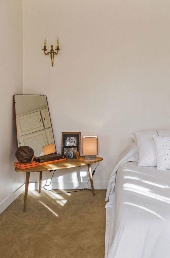 Retro Slaapkamer Ideeen.Pin Van Onlyvowels Op Dream Vintage Interieur Interieur En