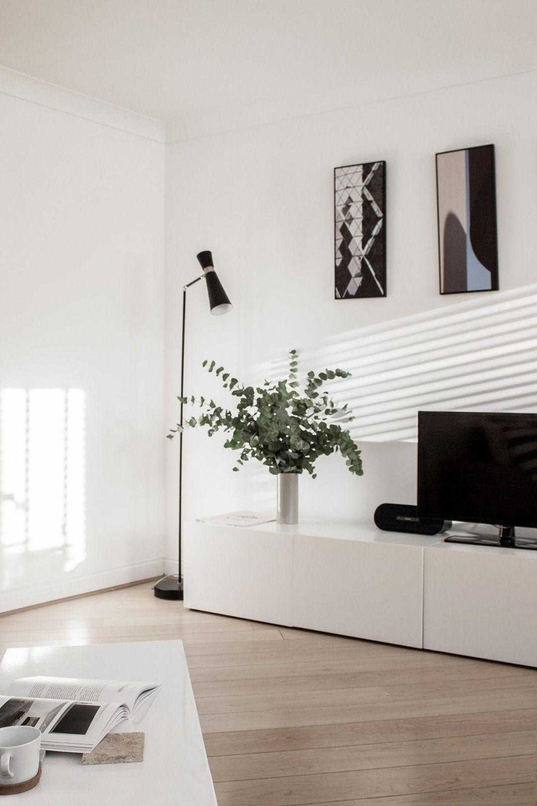 Ikea Tv Kast Bonde.An Architect S London Apartment Designed On A Dime Italian