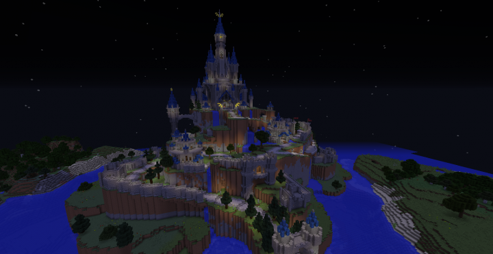 The Legend Of Zelda Breath Of The Wild Hyrule Castle Pre Calamity Minecraft Project Legend Of Zelda Breath Of The Wild Legend Of Zelda Breath