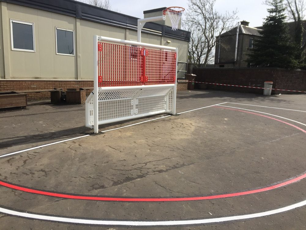 Netball/Football pitch