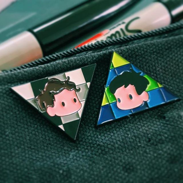 a765bf83e3 These are the cutest!! | Phan | Dan, phill, Dan, phil, Pin, patches