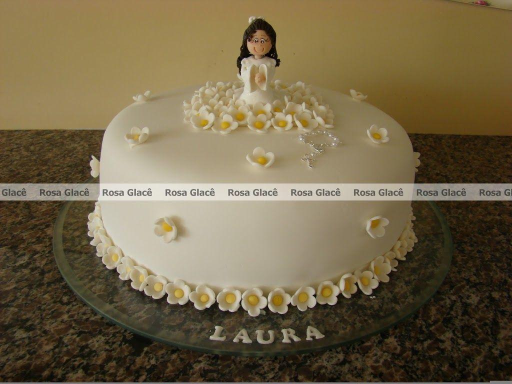 decoraç u00e3o mesa primeira comunh u00e3o Pesquisa Google bolos Cake, Desserts e  # Decoração De Festa Para Primeira Comunhão