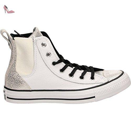 Converse Femmes Noir All Star Low Patent Cuir Baskets-UK 5 2HfAJYzSu